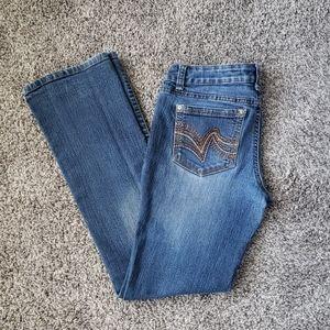 🦚Ashley Bootcut Jeans